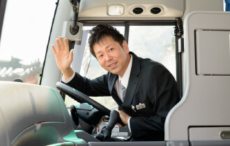 バスドライバー派遣