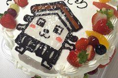 地域密着型サービス業の流通だからできるお仕事シリーズ#1ゆるキャラケーキを調達